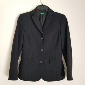 Benetton Black Blazer